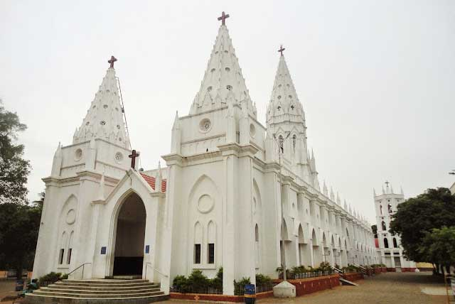 Poondi Madha Basilica