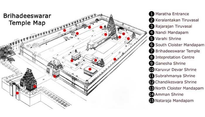 Big Temple Map