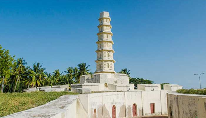 History of Manora Fort