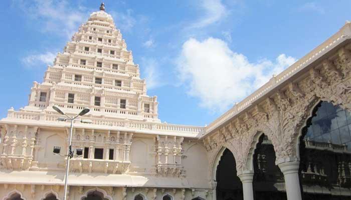 Maratha Palace Tanjore