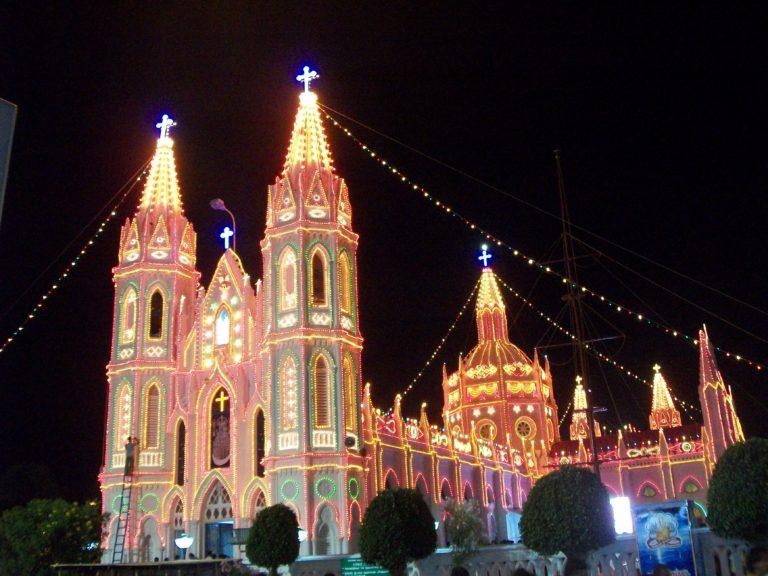 Our Lady of Velankanni Night