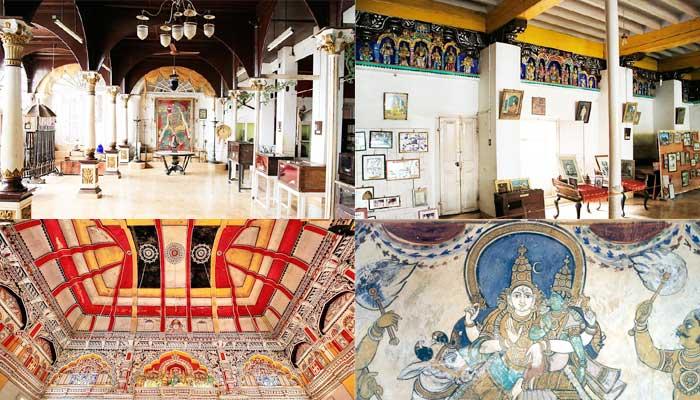 Raja Serfoji Memorial Hall Tanjore