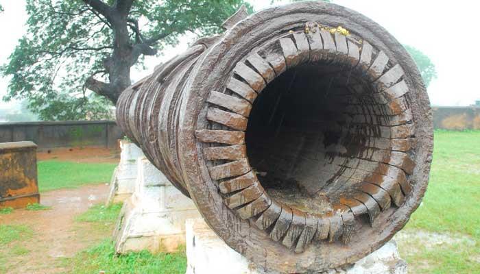 Rajagopala Beerangi Cannon Thanjavur