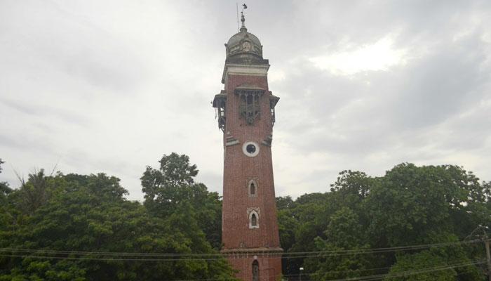 Ranees Clock Tower Thanjavur