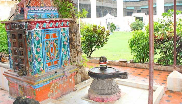 Royal Family Temple Thanjavur