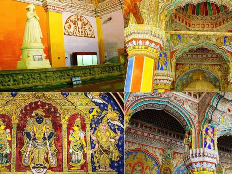 Durbar Hall & Sangita Mahal Thanjavur
