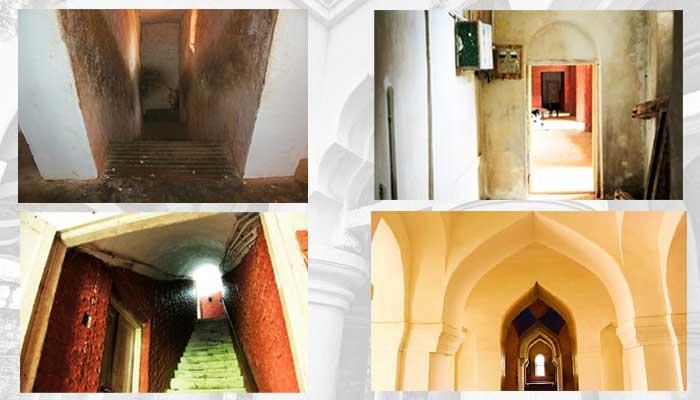 Secret Chambers Thanjavur