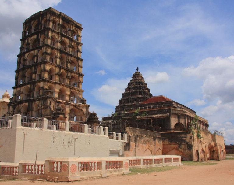 Thanjavur Aranmanai Palace