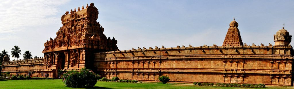Big Temple Thanajvur