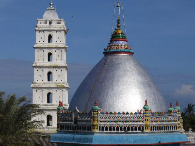 The Saint Nagore Dargah