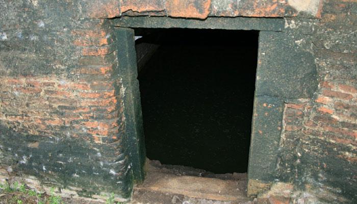 Underground Tunnel Thanjavur