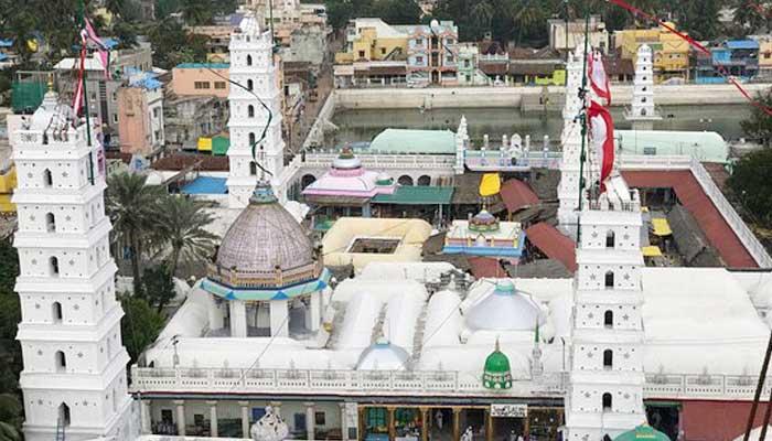 Worshipful Nagore Dargah