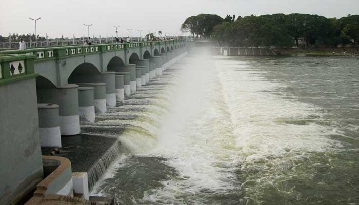 Kallanai Dam Tanjore