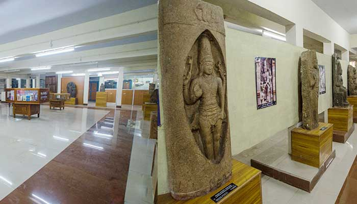 Rajarajan Mani Mandapam Museum Thanjavur