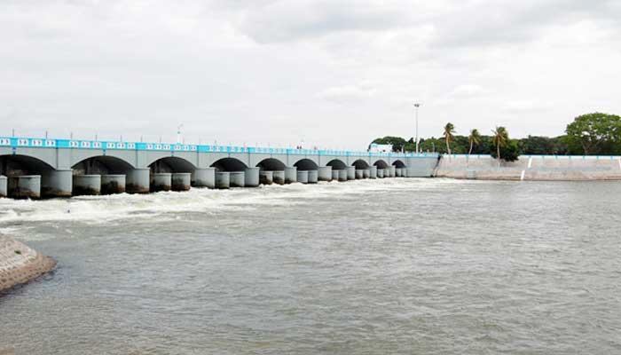 Thanjavur Kallanai Dam